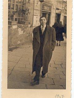 Armando Bandini Da Giovane Biografia Aneddoti 1947