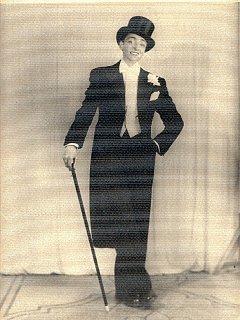 Armando Bandini Da Giovane In Frac Biografia Aneddoti 1944