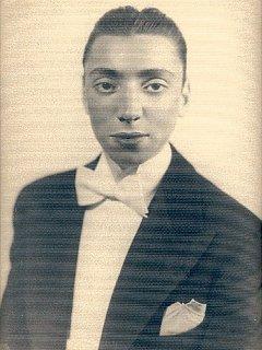 Armando Bandini Da Giovane In Frac Biografia Aneddoti 1945
