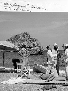 Armando Bandini Nel Film Tipi Da Spiaggia 2 Cinema 1959