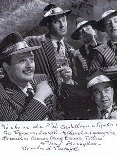 Armando Bandini Nel Film Tu Che Ne Dici Cinema 1960