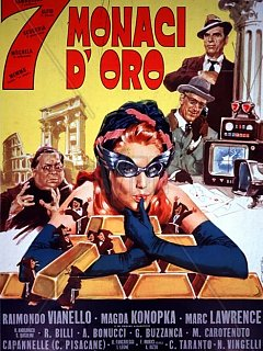 Armando Bandini 7 Monaci D Oro Doppiaggio 1966