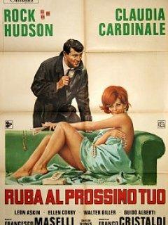 Armando Bandini Ruba Alprossimo Tuo Doppiaggio 1968