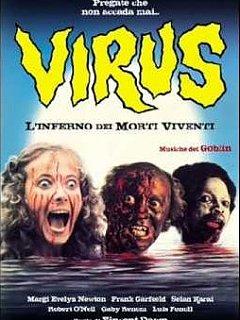 Armando Bandini Virus L Inferno Dei Morti Viventi Doppiaggio 1981
