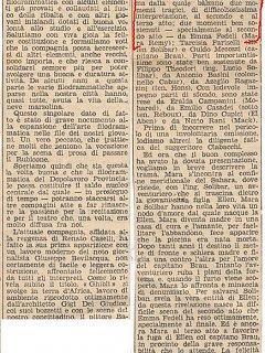 Emma Fedeli Critica Teatrale Teatro 1943