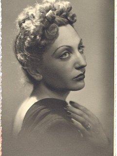 Emma Fedeli Forli Biografia 1944