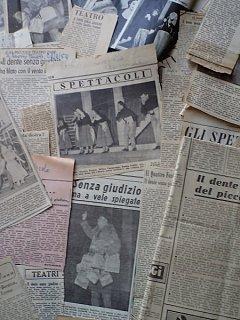 Armando Bandini Definito Il Piccolo Fernandel Nella Recensione De Il Dente Senza Giudizio 1954
