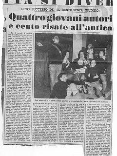 Armando Bandini Recensione De Il Dente Senza Giudizio 2 1954