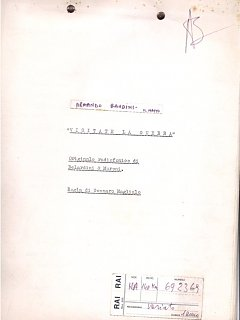 Armando Bandini Programma Radiofonico 17 Radio 1970