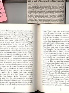 Armando Bandini Parla Della Sai Nel Suo Libro 2000