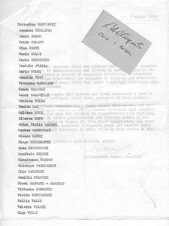 Armando Bandini Tra I Fondatori Della Sai 1959