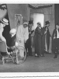 Armando Bandini Foto Spettacolo Con Tortora Teatro 1946