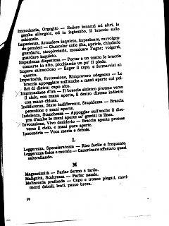 Armando Bandini Prontuario Delle Pose Sceniche3 Della Commedia Musicale Gran Ballo Excelsior 1999