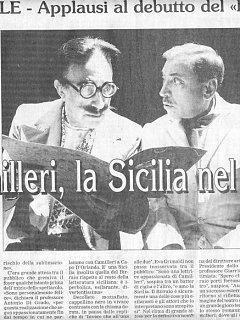 Armando Bandini Recensione4 Della Commedia Il Birraio Di Preston 1999
