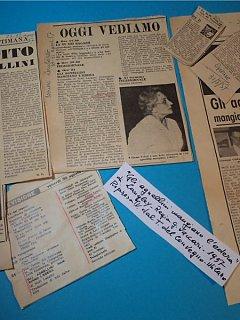 Armando Bandini Con Emma Fedeli In Gli Agnellini Mangiano L Edera Di Langley Ripresa Tv Dal Teatro Del Convegno A Milano Televisione 1957