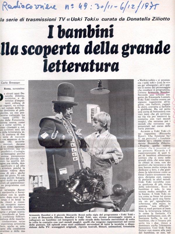 Armando Bandini 1975