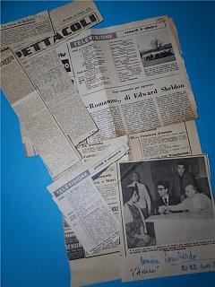 Armando Bandini Trasmissioni Varie 3 Televisione 1956
